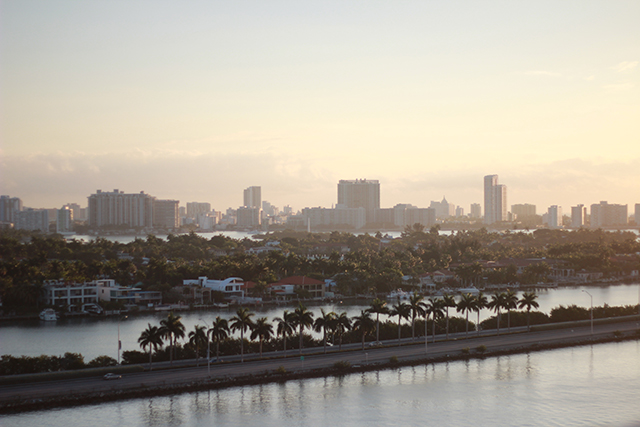 Miami Florida - Photo by Pretty Little Details.