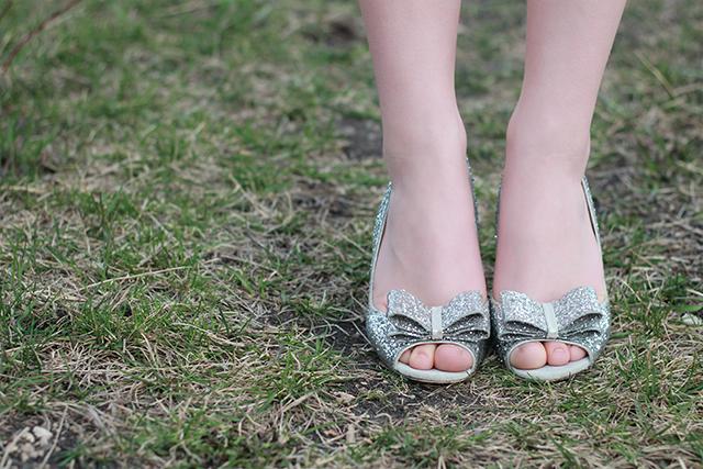 Kate Spade Charm Shoes.