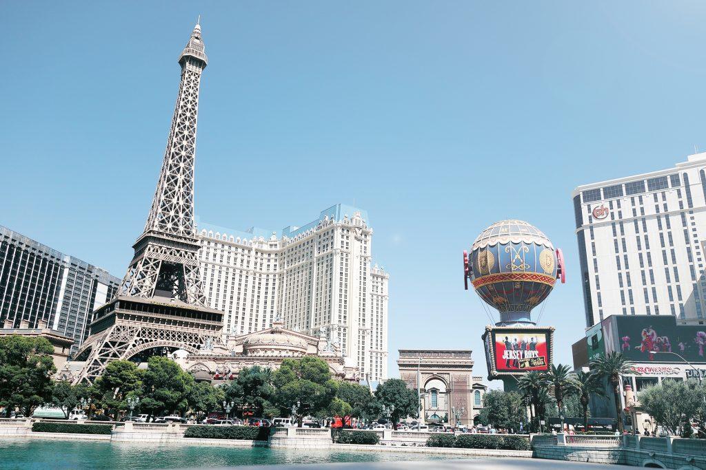 Good clean fun in Las Vegas, Nevada