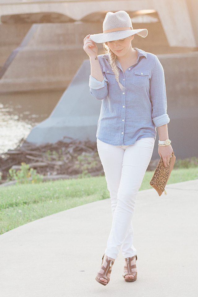 Casual weekend wear from Pretty Little Details.