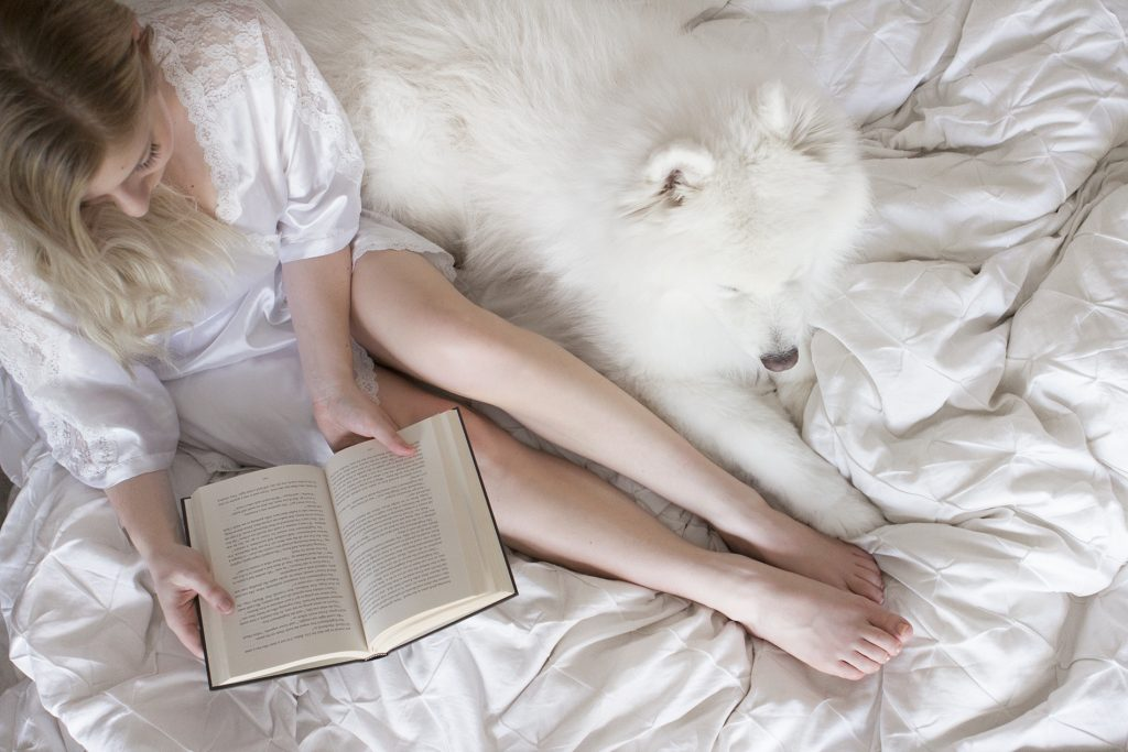 Three tips for getting your best sleep ever and waking up rested!