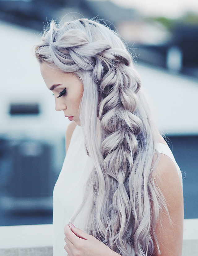 10 AMAZING braided hair tutorials!