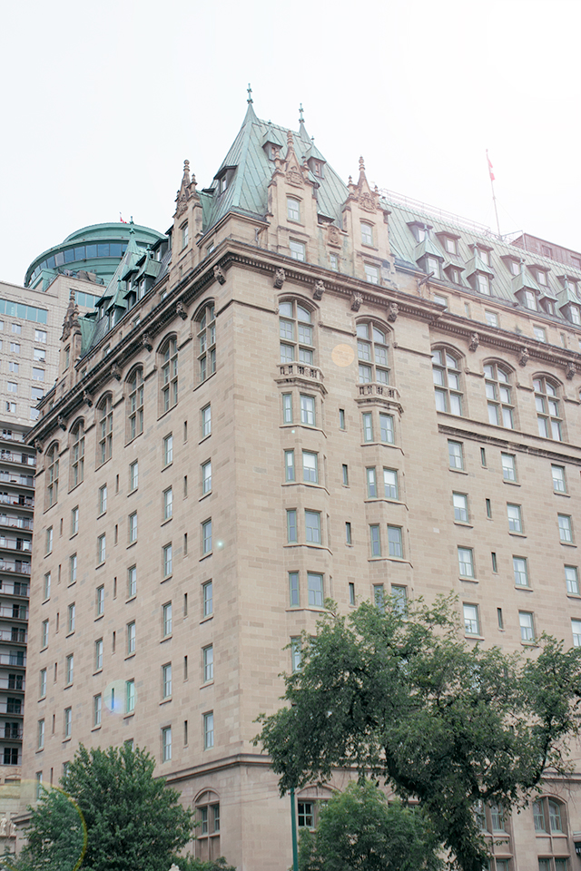 A blogger's guide to Winnipeg: Ten Spa, Yoga Public and the Fort Garry Hotel.