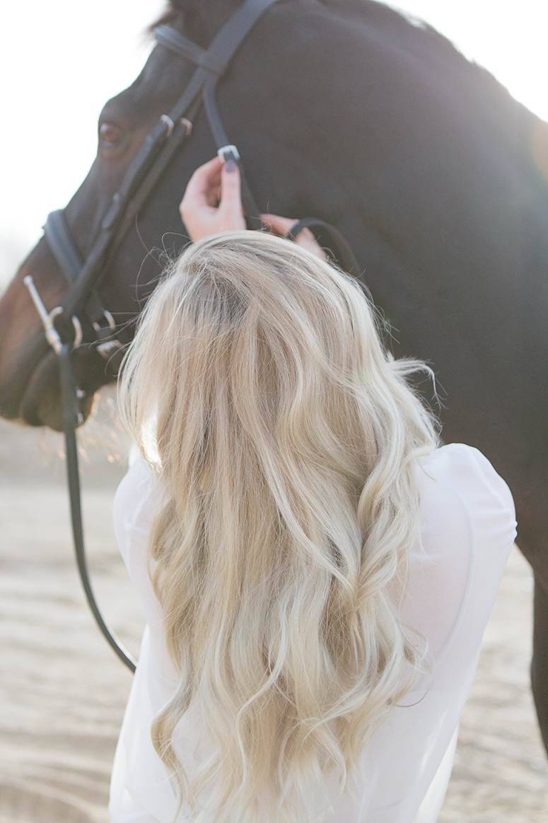 Equestrian Inspired Fashion - Pretty Little Details