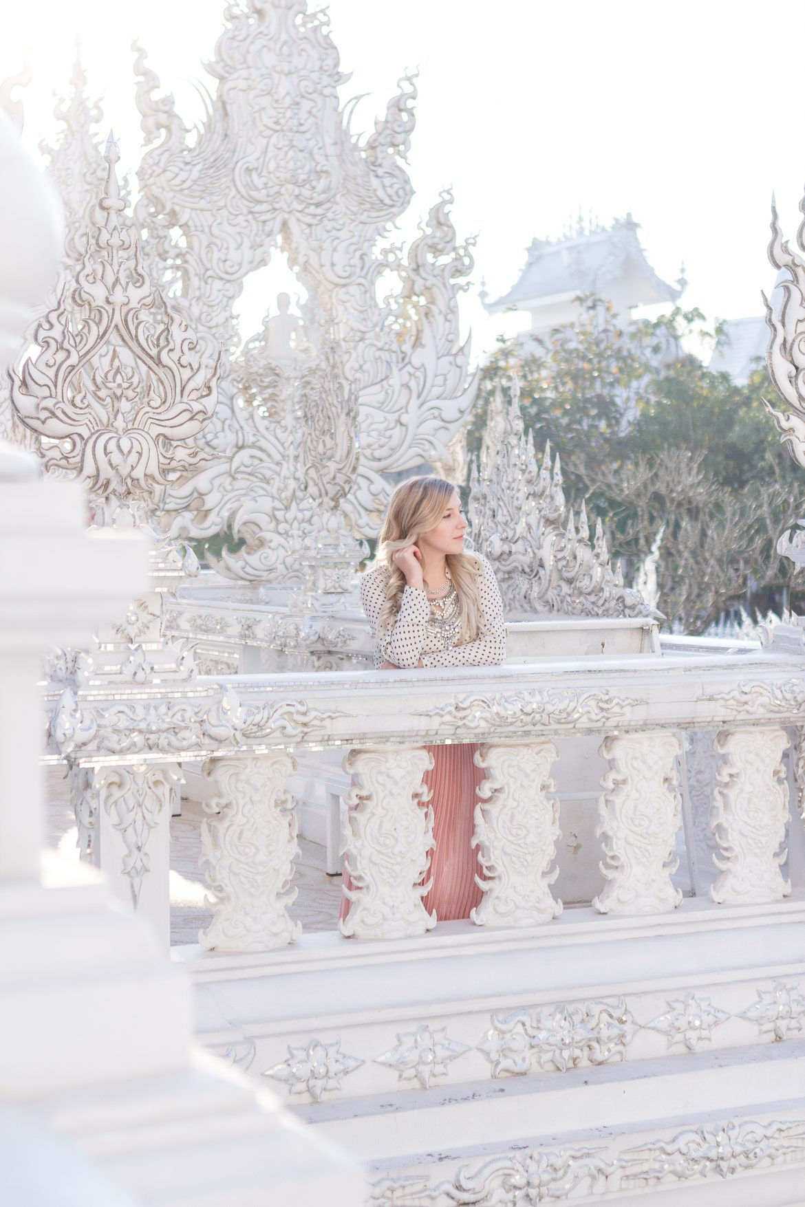 Tips for visiting Wat Rong Khun - the White Temple in Chiang Rai Thailand