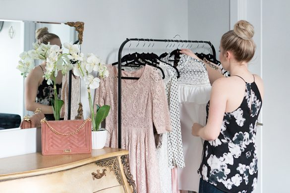 How to revamp your wardrobe and recycle your clothes!