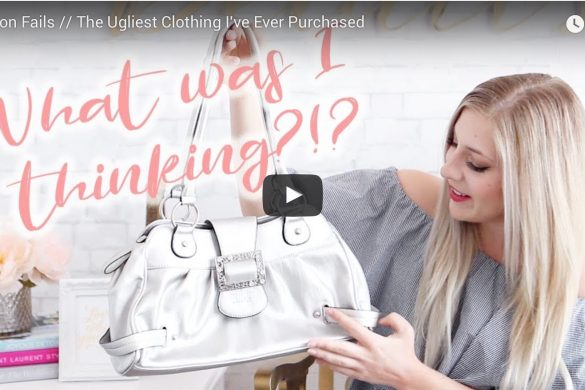 Fashion blogger confession: The ugliest clothes in my closet