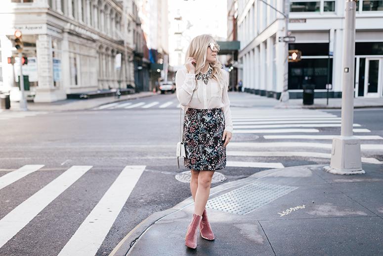 New York Fashion Week - Blogger Street Style