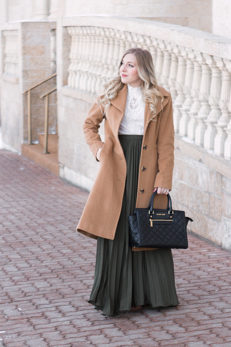 Guide to Camel coats - a classic winter style necessity