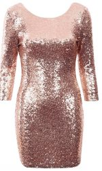 Holiday party dresses // pretty sequin and velvet options