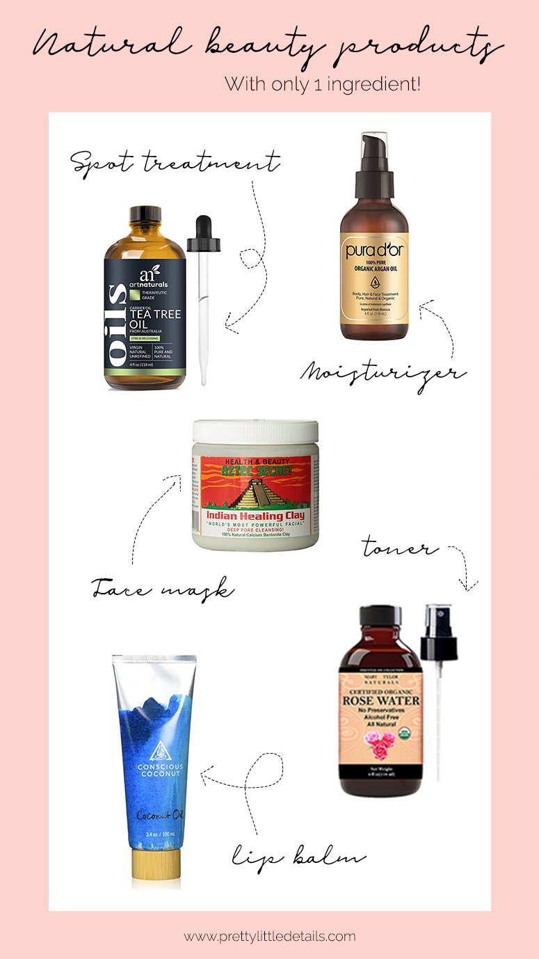 The best single ingredient skincare products for glowing skin.