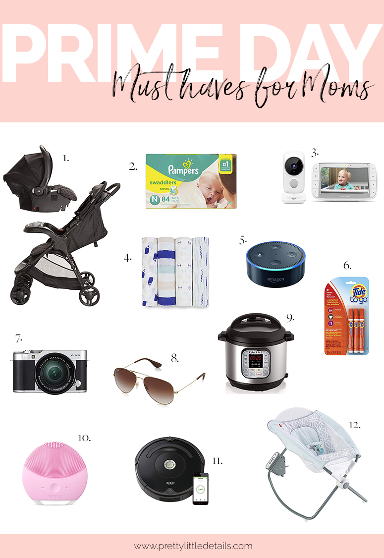 The best 2018 Amazon Prime day deals for moms!