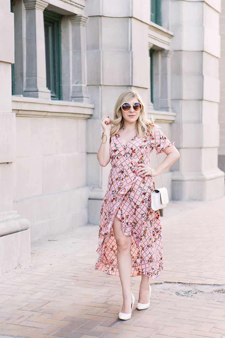 The prettiest wrap dresses for summer 2018