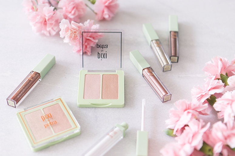 Pixi Beauty Liquid Fairy Lights & Glow-y Gossamer Duo review and swatches.