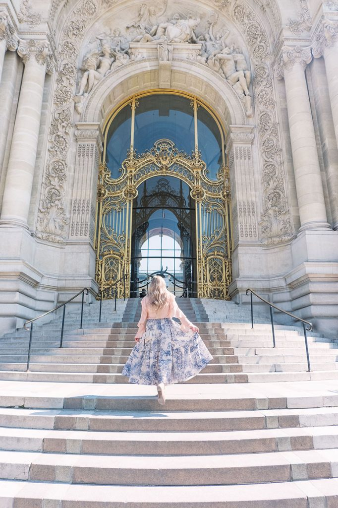 The most Instagram worthy places in Paris: the Petit Palais