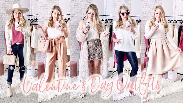 What to wear for valentine's day 2020