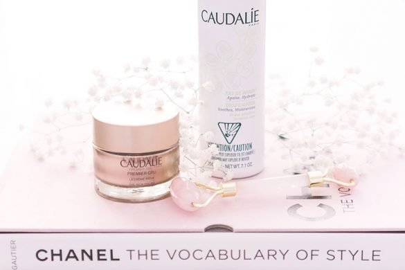 Caudalie Premier Cru the rich cream review