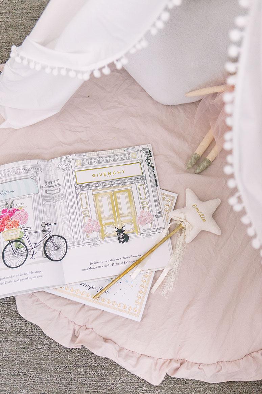 The prettiest children's books for little girls.