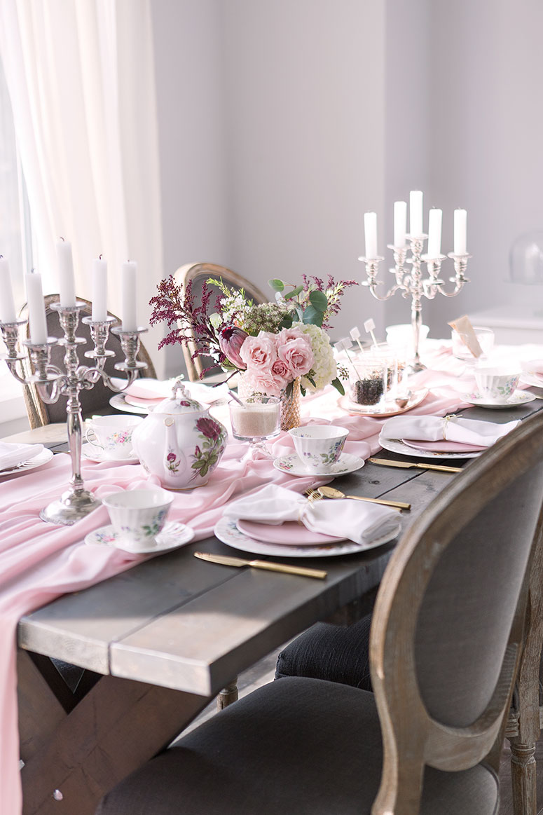 How to host an afternoon tea